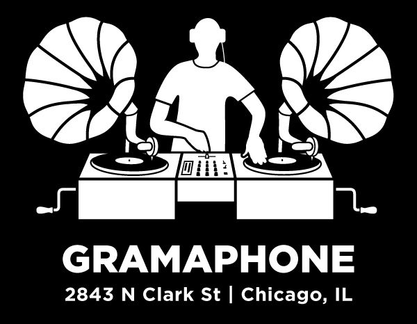 Gramophone Records Chicago Il With Images Vinyl Record Store Record Store Gramaphone