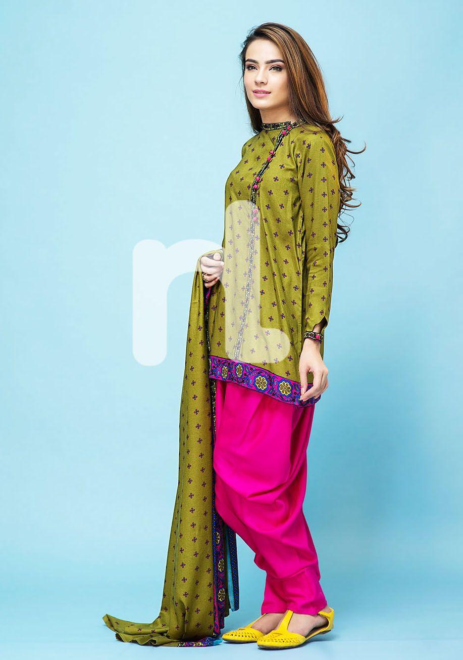 b2e41d0d6 Latest Stitching Styles Of Pakistani Dresses For Girls 2017 ...