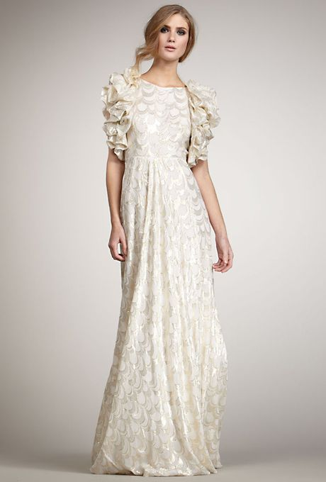 Affordable Wedding Dresses Under 1 000 Dress. Courtesy Rachel Zoe