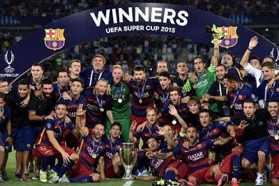 Daftar Nama Pemain Barcelona Terbaru 2017