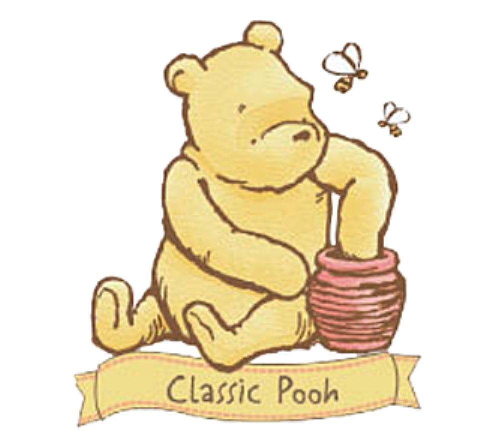 Classic Pooh Bear Winnie the pooh honey