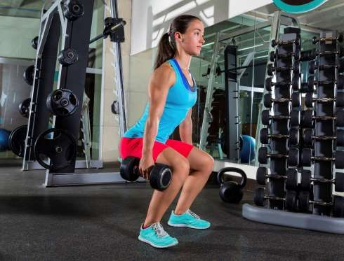 7 Ways to Work Your Body With Squats - LUNAMARINA/iStock/Getty Images