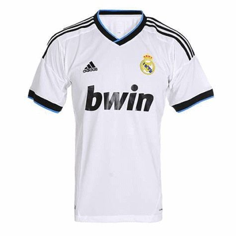 18220771cae New Real Madrid home kit 2012 2013