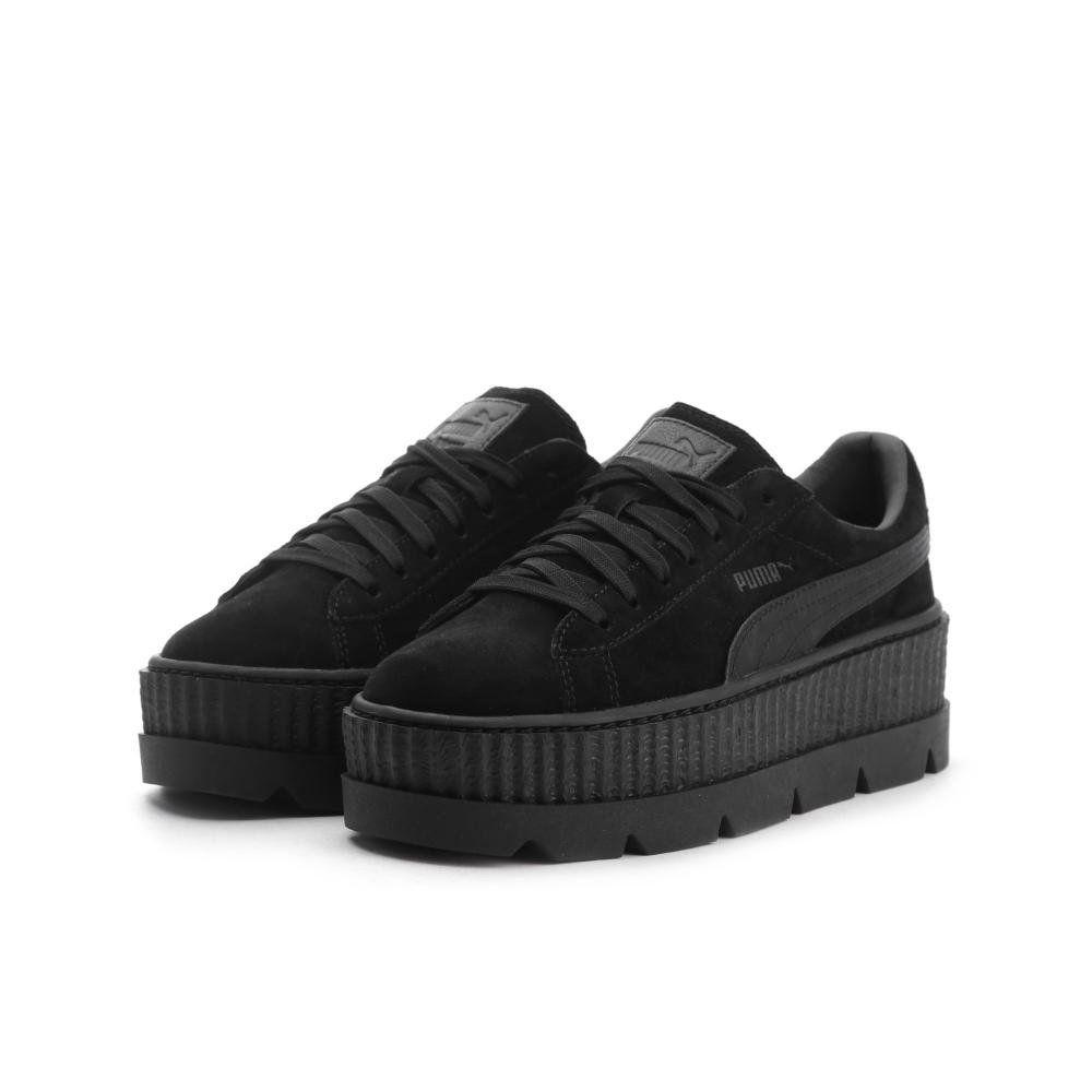 Puma Casual Sneaker Rihanna Suede Creepers: