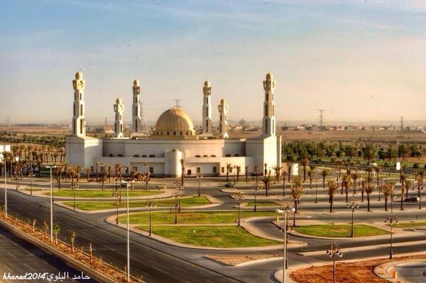 مسجد الوالدين Taj Mahal Landmarks Saudi Arabia