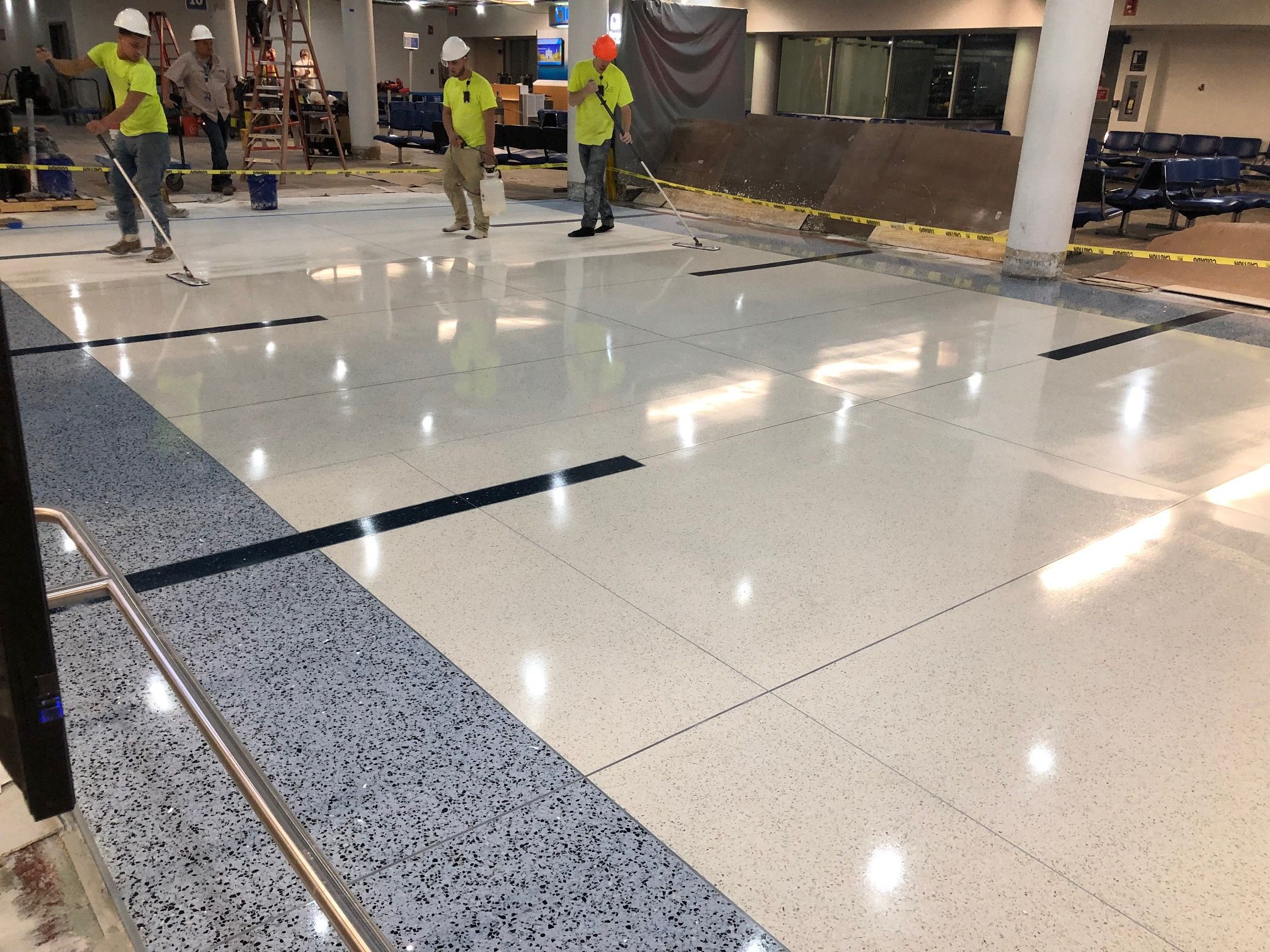 Largest Terrazzo Installers In The Southern Us Terrazzo