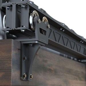 Unfinished Wood Floating Mantel Shelf | Rustica in 2020 ...