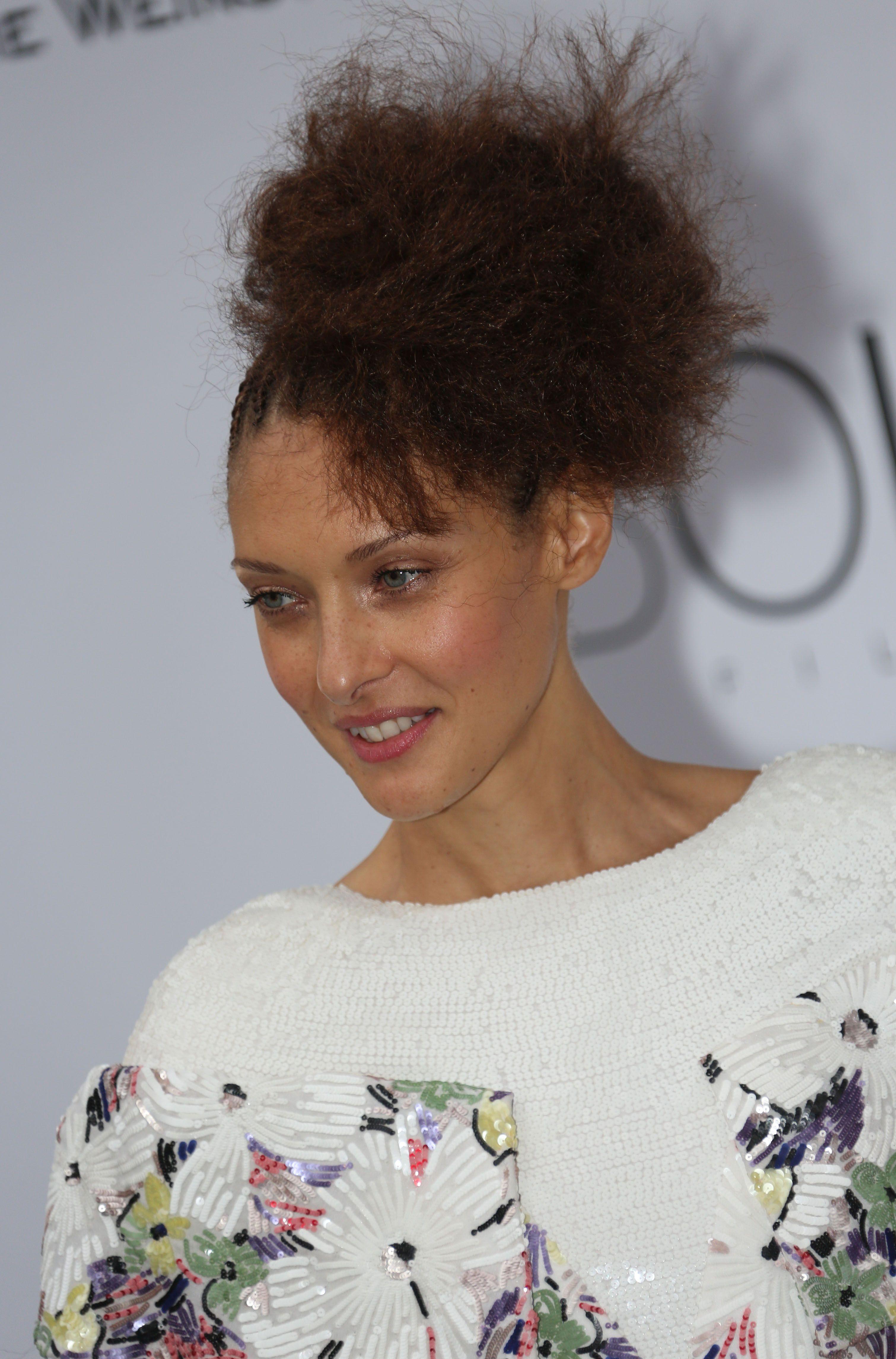 Chrystelle Saint Augustin Amfar2014 Cannes2014