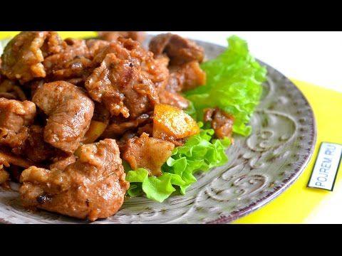 Жареная свинина на сковороде: рецепты с фото пошагово 8