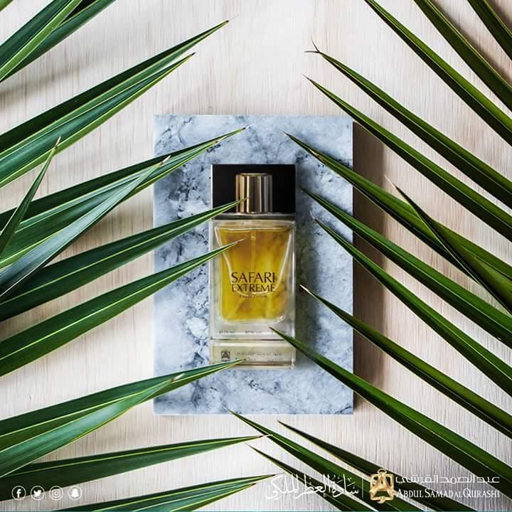سفارى اكستريم Safari من عبد الصمد القرشي Women Perfume Fragrances Perfume Book Perfume