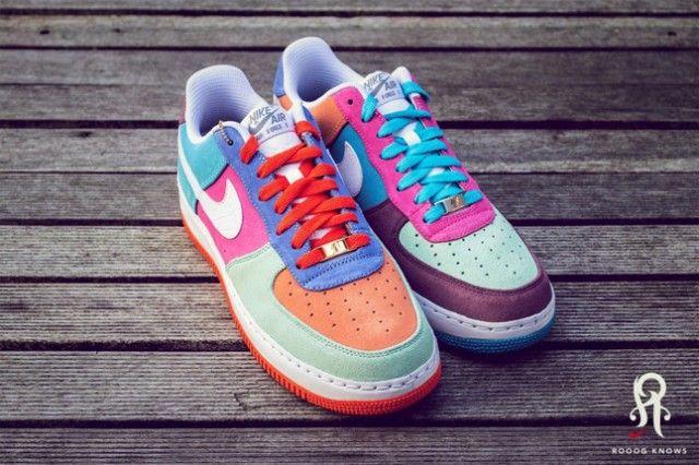 NIKE ID AIR FORCE 1 (WHAT THE AIR FORCE 1) | Sneaker Freaker