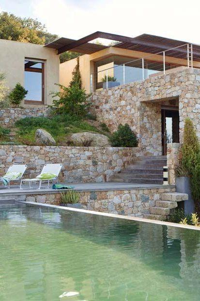 Une Maison En Corse Ad