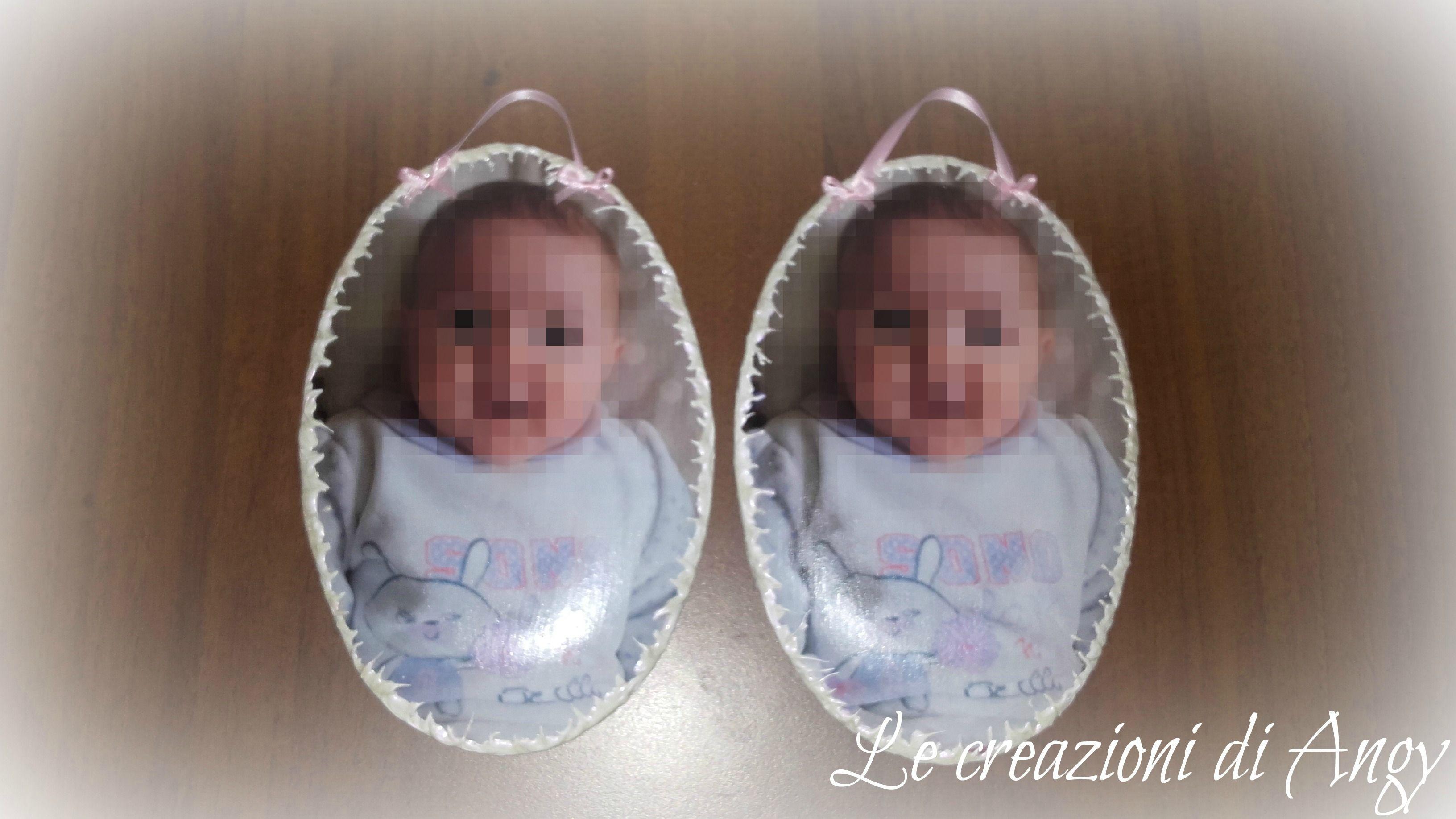 Ovali personalizzati con foto