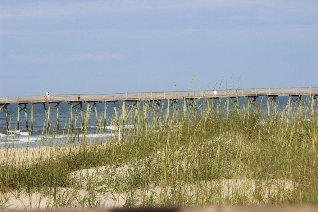 Oceanana Pier In Atlantic Beach Nc