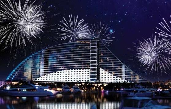 Happy New Year Hotel 13