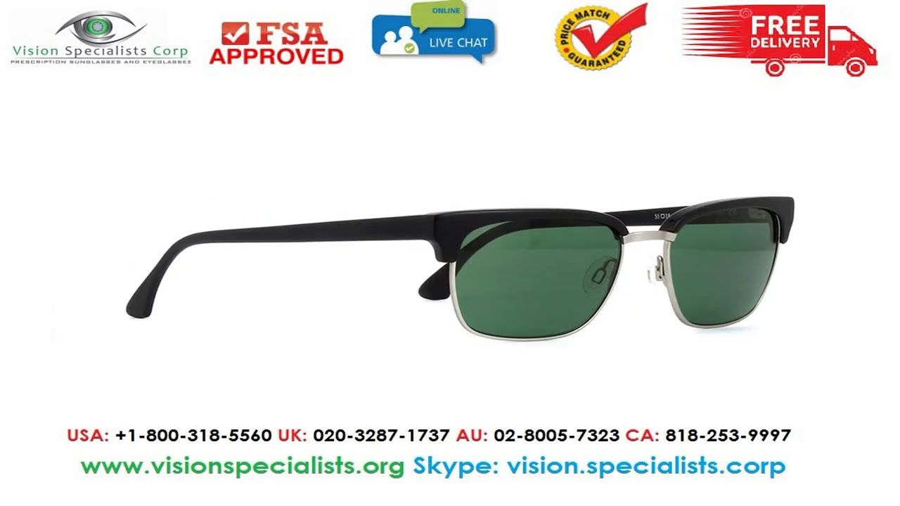 1e295b7ef02 KBL Upper West Black Sunglasses