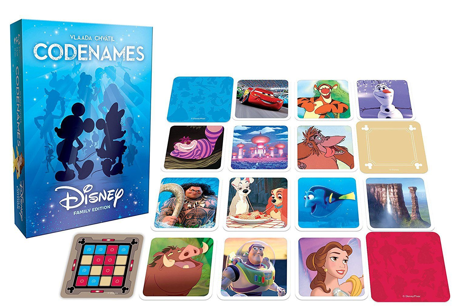 2018 Holiday Gift Guide Family card games, Family games
