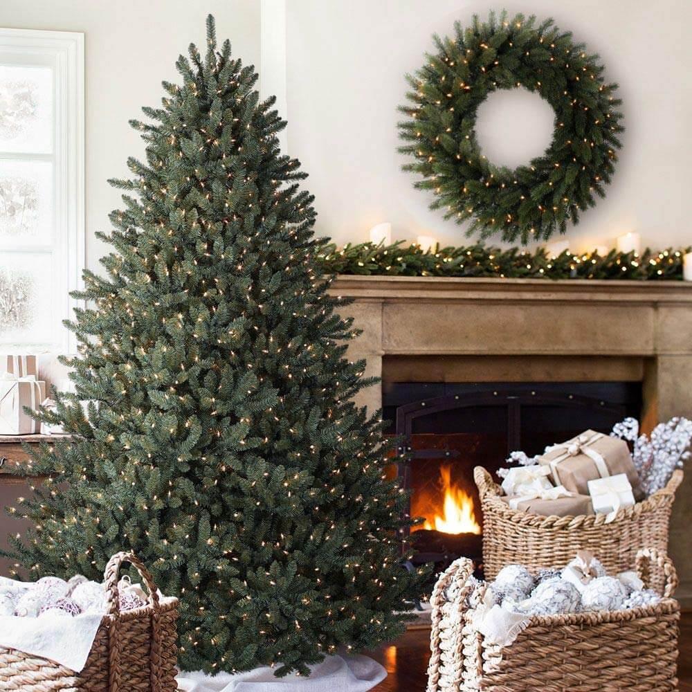 Attractive Decoration Ideas For Christmas Tree The Architecture Designs Alberi Di Natale Natale