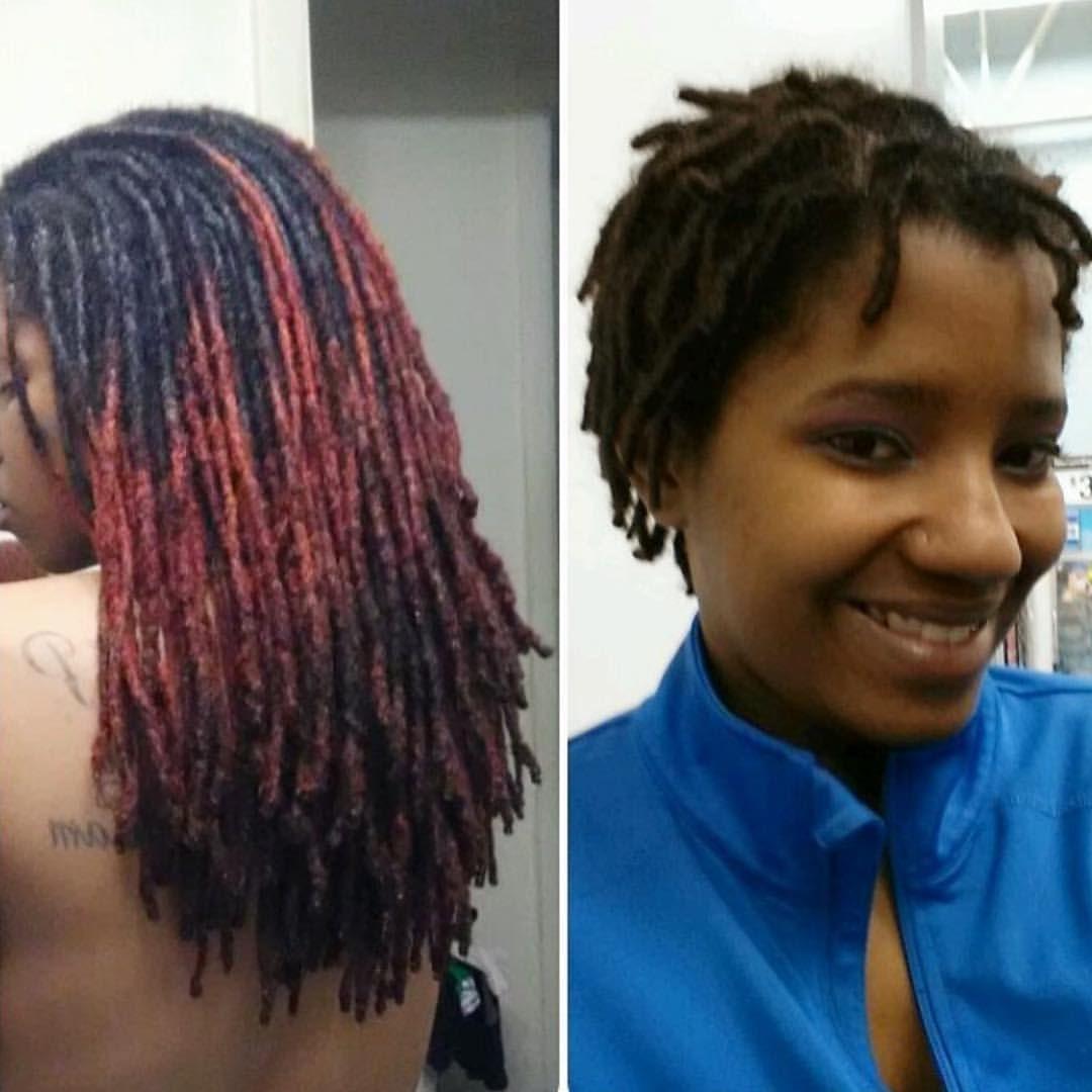 4 Year Loc Journey Short Locs Hairstyles Locs Hairstyles Hair Styles