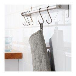 IRIS Grillhandske, grå - IKEA