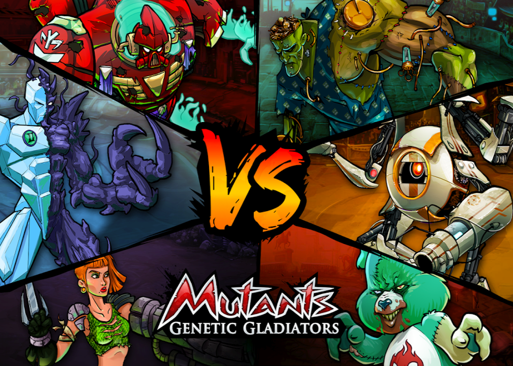 Mutants Gladiators Full Game Unlock Mod