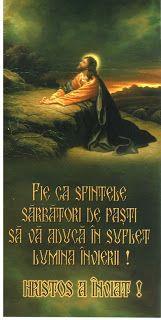 Palmusunnuntaina alkavaa viikkoa kutsutaan piinaviikoksi tai hiljaiseksi viikoksi. Ortokoksisessa perinteessä viikkoa kutsutaan Suureksi viikoksi. Tällöin kristityt hiljentyvät muistelemaan Jeesuksen elämän viimeisiä tapahtumia maan päällä, ja hiljainen viikko päättyy ilon juhlaan eli Jeesuksen ylösnousemuksen muistopäivään. Onko teillä tapana laittaa esille kristillisiä kortteja tai muita koristeita pääsiäisenä? (Lupa kuvan pinnaamiseen on kysytty kyseisen blogin pitäjältä.)