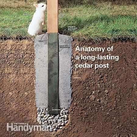 Fantastic Pictures garden fence concrete posts Tips Fantastic Pictures garden fence concrete posts Tips No matter whether you are searching for kennel area suggestions to...