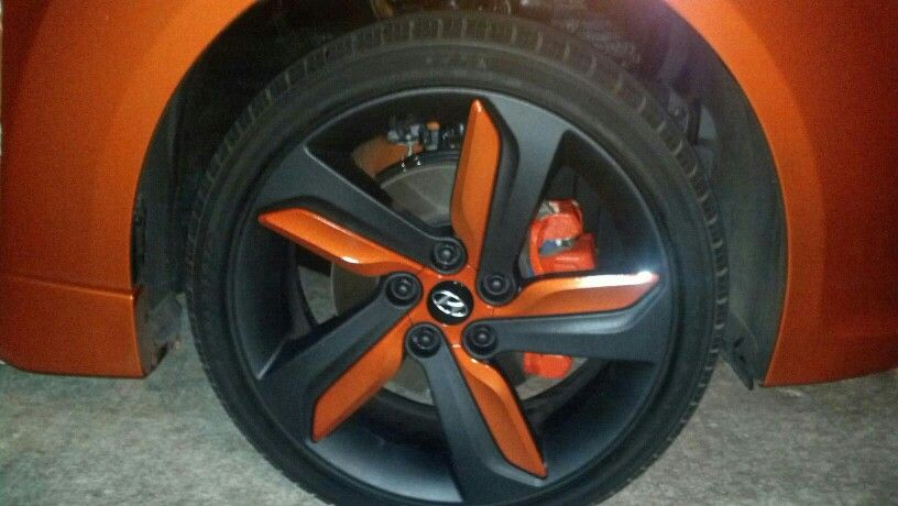 They Used Plastidip On The Wheels How Cool Is That Great Idea