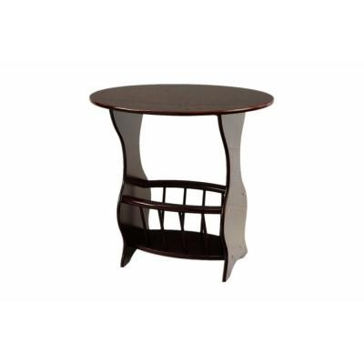 cherry red storage end table magazine tablehome furnishingscherriesmaraschino - Home Furnishing Magazine