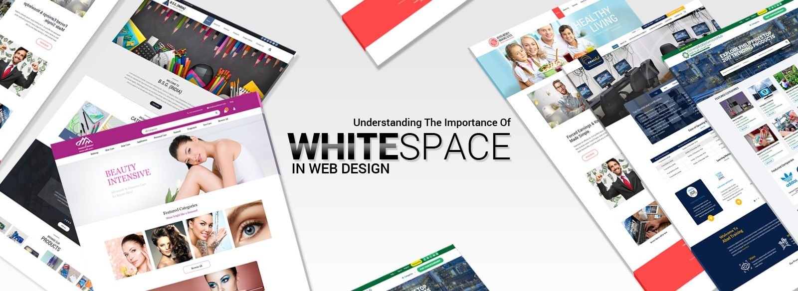 Understanding The Importance Of Whitespace In Web Design With Images Web Design Blog Design Design