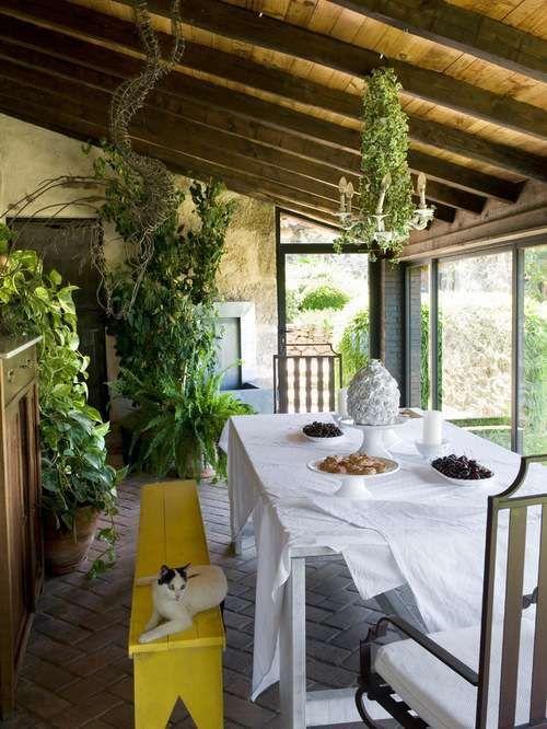 Photo of Come decorare la veranda in stile provenzale