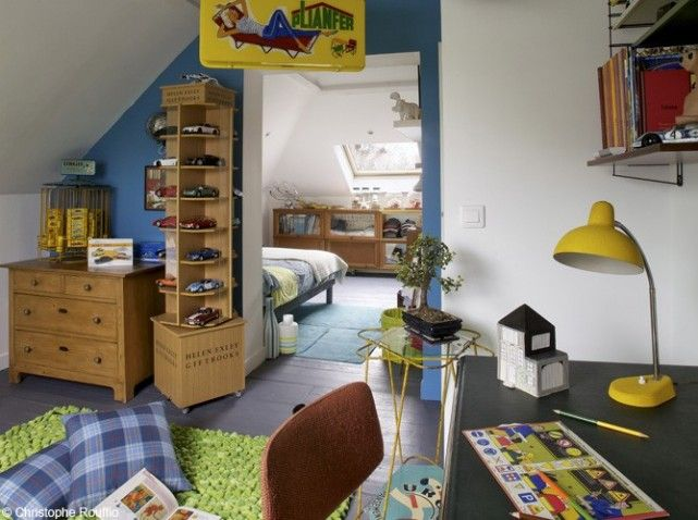 Chambre garcon deco voitures | Chambre Charlu | Pinterest | Kids ...