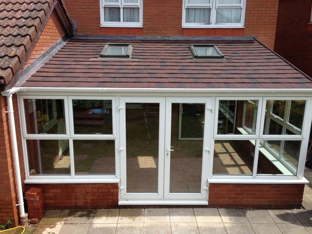 After Warm Roof Lean To Jpg 1024 768 Conservatory Roof Warm Roof Lean To