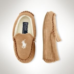 bedc66650 Desmond Suede Slipper on shopstyle.com | Children | Baby boy fashion ...