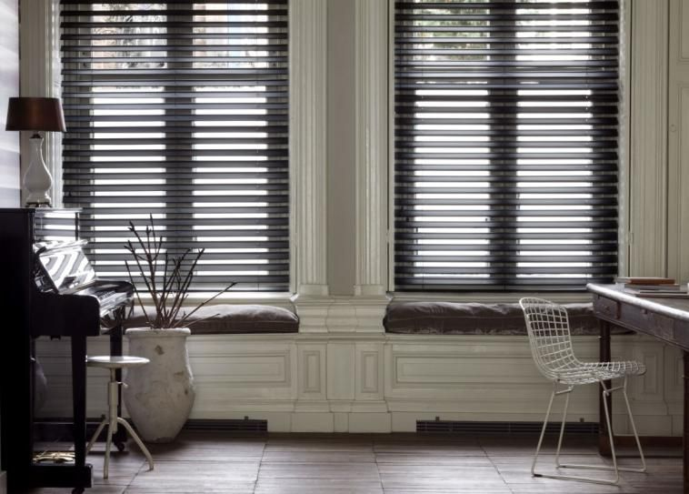 Innovative butterfly blinds by bece exclusively from budget blinds