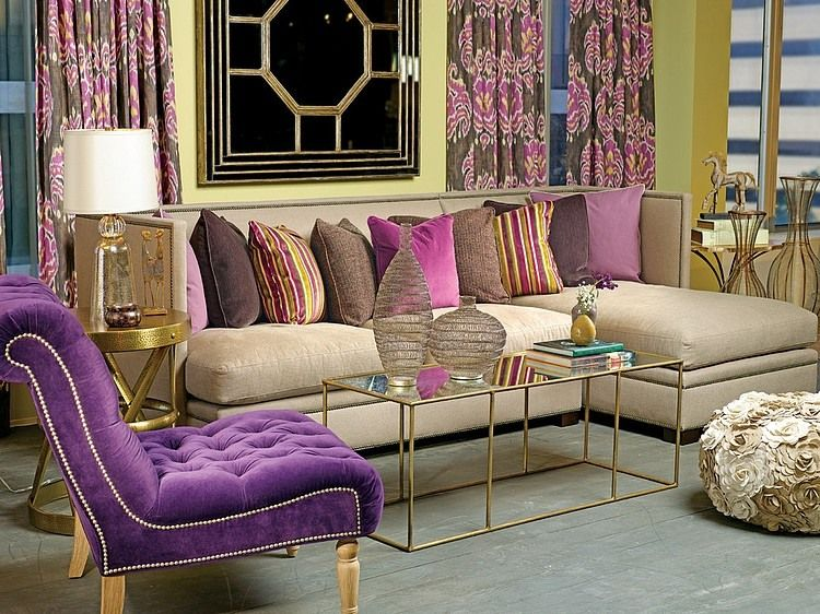 Ordinaire Fashion Interiors By High Fashion Home