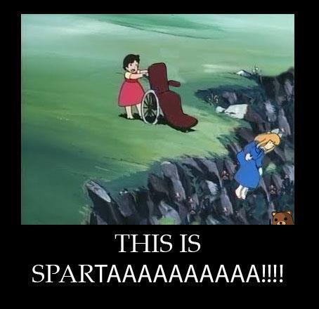 Spartaaa!!