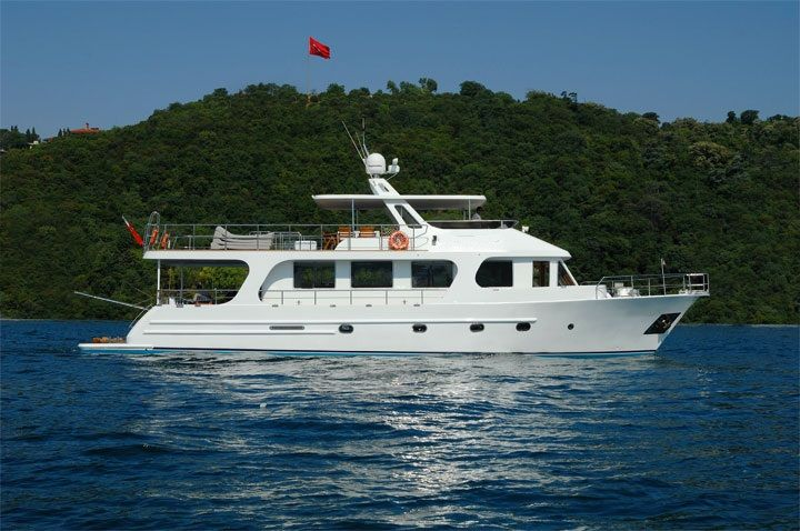 Boat rentals in istanbul turkey rent this 70 foot yacht
