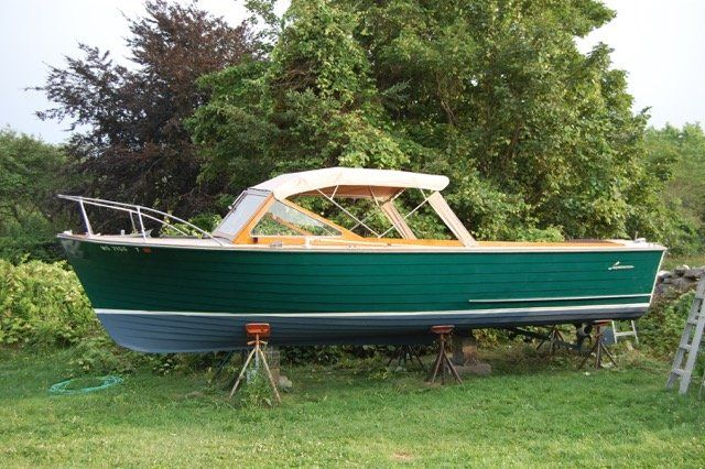 Lyman Cruisette Weekender Runabout   Runabout boat, Lyman ...