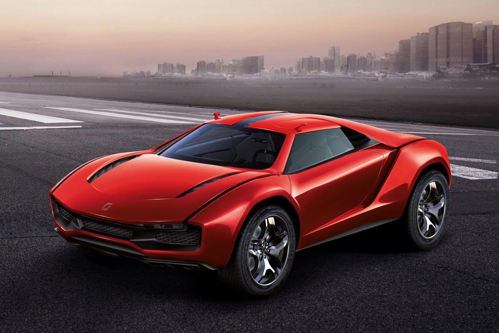 Italodesign Giugiaro Parcour Supercar Suv Concept Cars Super Cars Car