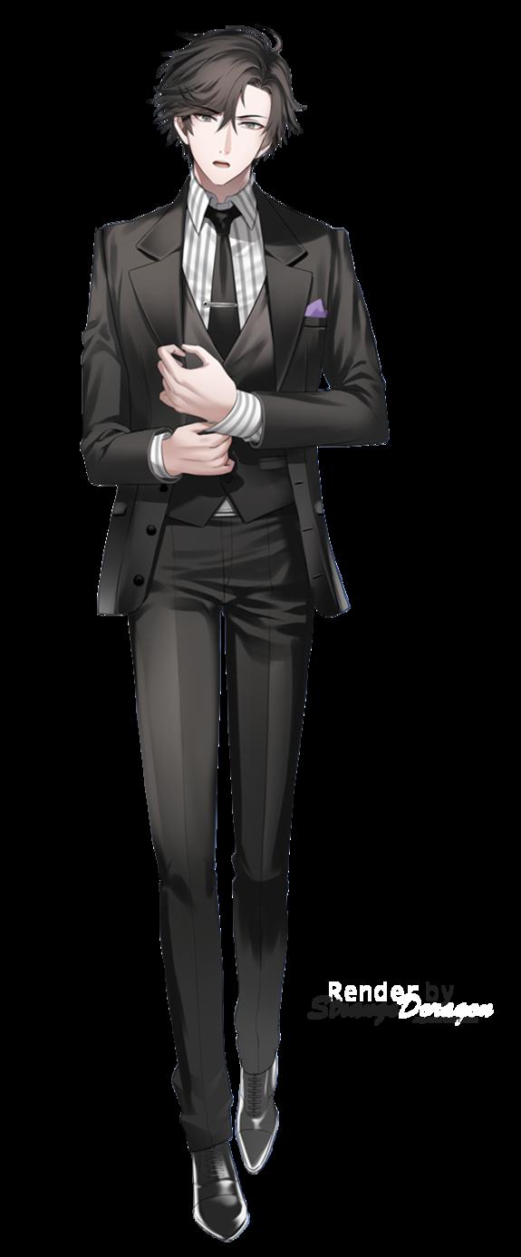 Mystic Messenger 2 Jumin Han Render By Strangedoragon On Deviantart Mystic Messenger Cute Anime Guys Mystic Messenger Jumin