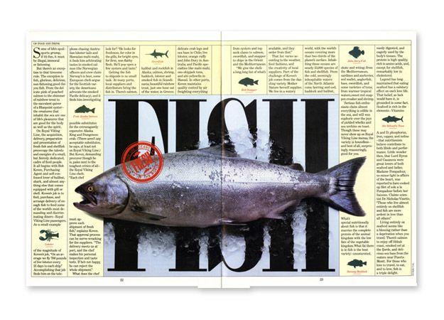 editorial design | Niice