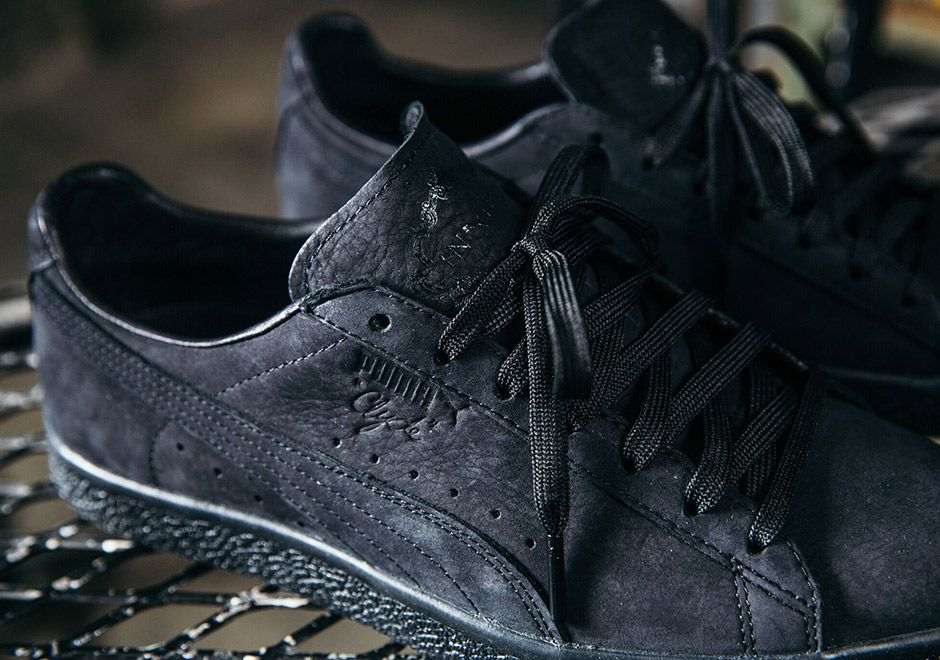 EN Noir Puma EvoKNIT Clyde Release Date   SneakerNews.com   All ...