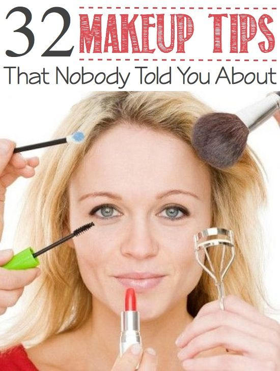 32 Makeup Tips That Nobody Told You About | ƸӜƷ Make-Up