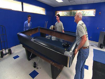 Take The Table Apart Home Ideas Pinterest Pool Table Game - Taking apart a pool table