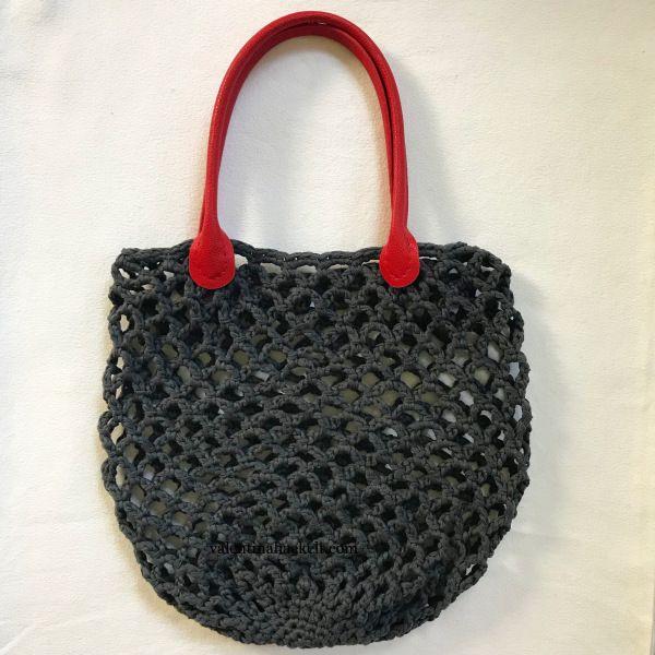 Photo of Crochet pattern net bag – valentina haekelt – Another crochet blog