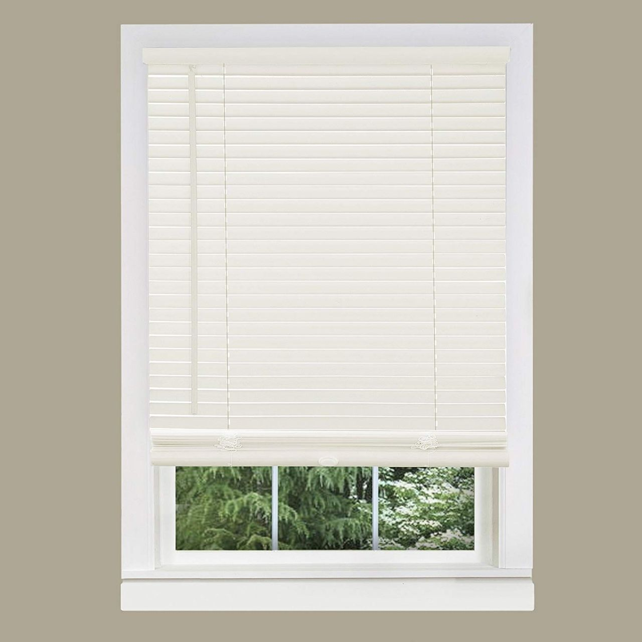 2 Inch Faux Wood Blinds Best Price In 2020 Vinyl Mini Blinds Blinds Cordless Blinds