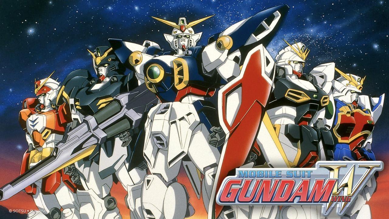 Kết quả hình ảnh cho Mobile Suit Gundam Wing