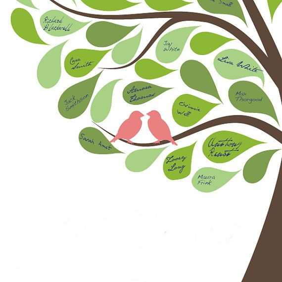 This would be great for a couple getting married guest could sign view these fun and creative family tree craft template ideas to help entertain your family on fathers dayese family tree craft template ideas are a fast saigontimesfo