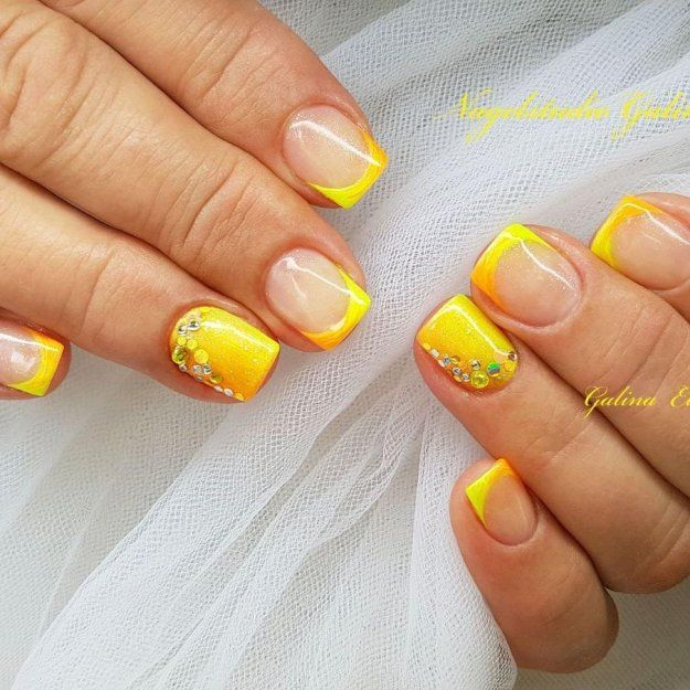 17 Design Ideas For Long And Short Square Nails - 17 Design Ideas For Long And Short Square Nails Short Square Nails